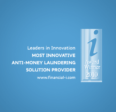Financial-i magazine Leaders in Innovation