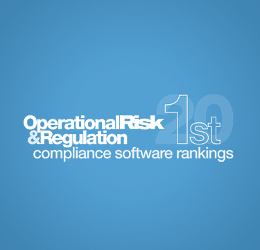 Operational Risk & Regulation Compliance Software Rankings
