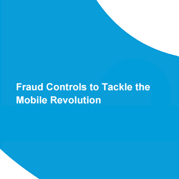 Read this NICE Actimize Insight Article, Fraud Controls to Tackle the Mobile Revolution, to learn how to protect against mobile-enabled fraud.